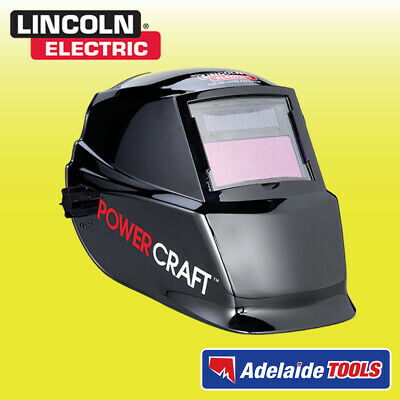 Lincoln Electric Powercraft Helmet Automatic Vari-Shade 9-13 - 94006943