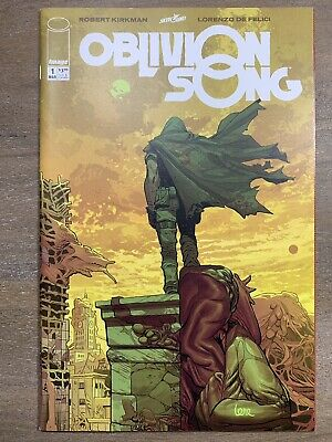 OBLIVION SONG #1 — Image Comics 2018 — First Print — HIGH QUALITY NM Movie Soon!