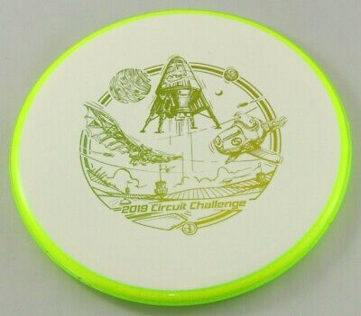 Prism Neutron Pyro 178g Mid-Range Axiom Discs White Golf Disc at Celestial