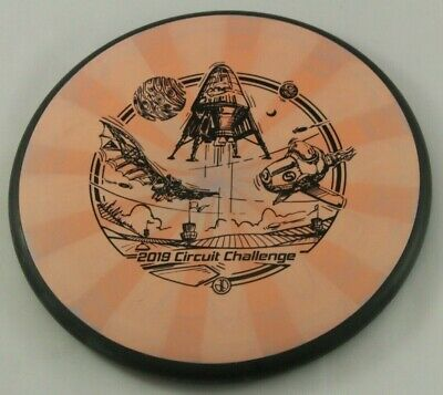 NEW Electron Medium Atom 174g Putter MVP Discs Cosmic Golf Disc at Celestial