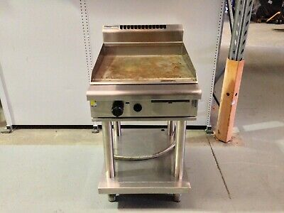 Waldorf GP8600G-LS Gas Griddle Hot Plate Grill Propane LPG Cook Top