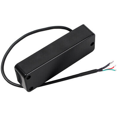 Premium Double Coil Tonabnehmer Humbucker Pickup für 4 Strings E-Bass,