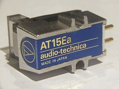 Audio Technica AT-15Ea MM Cartridge with stylus
