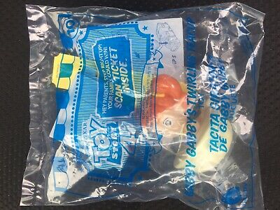 2019 McDonald's Toy Story 4 Happy Meal Toys #10 Gabby Gabby  Sealed