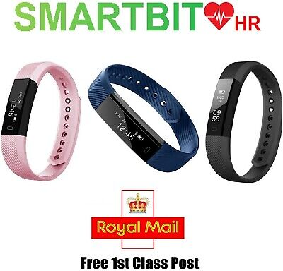fitbit Fitness Activity Fit Tracker Bit Speed Step Calories Heart Rate Watch