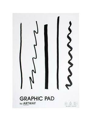 Artway A3 Graphic Pad (Super Smooth 200gsm Paper)
