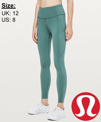7d95354c24bdfc LULULEMON WOMEN'S FAST and Free 7/8 Tight II 25