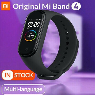 2019 Original Xiaomi Mi Band 4 Smart Bracelet Heart Rate xQ