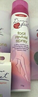 Dreamfeet  Foot Revival Spray 75g