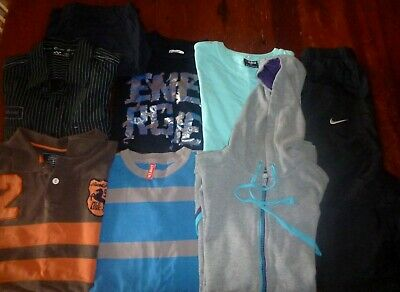 Bulk Lot Boy's Clothes Size 16 Nike Pants/Hoodie/Jumper/Tops/Tees/Shorts