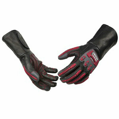 Lincoln Electric K3109 Welding Roll Cage Rigging Gloves, X-Large