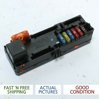 96 97 98 99 mercedes-benz e320 fuse box overload protection relay oem
