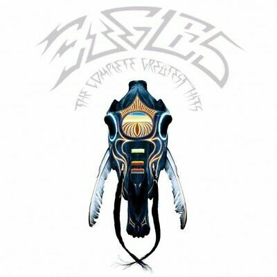 Cd Eagles The Complete Greatest Hits 2Cd 0081227993375