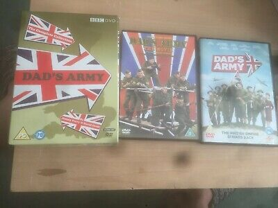 Dads Army Complete Collection 14 Discs-plus The Two Films