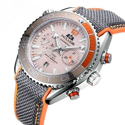 Best New Design Arrival Paulareis Men's Watch Automatic Mechanical Classic Watch
