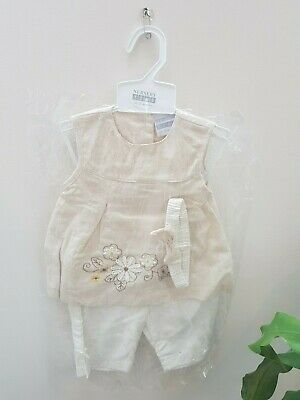 *Brand new with tags* Girls 3 piece set 12-18 mths by Nursery Time