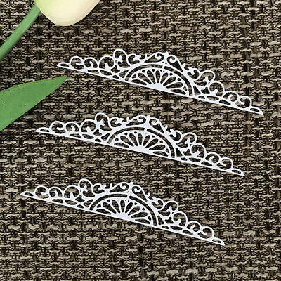 lace Design Metal Cutting Dies For DIY Scrapbooking Card Paper Album C ZF