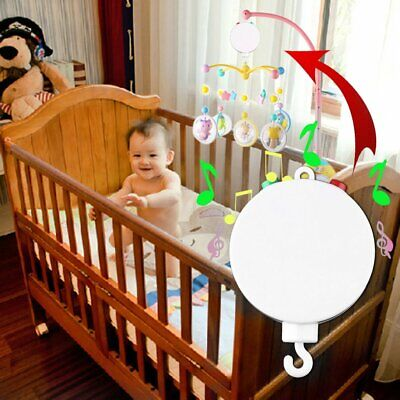 New Unique Design Baby Crib Mobile Bed Bell Toy Wind-up Music Box BN