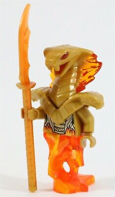 Lego Ninjago 2019 Queen Aspheera Snake Minifigure Pyro Serpentine - New Genuine