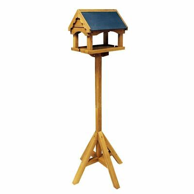 Square Bird table made from 100% Certified Eco Friendly FSC wood