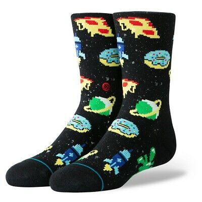 Stance NEW Boys Tropical Time Kids Socks Rasta BNWT