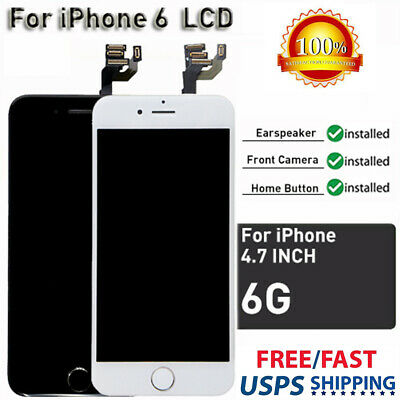 For iPhone 6 A1549 A1586 Complete Screen Replacement LCD Digitizer Full Assembly