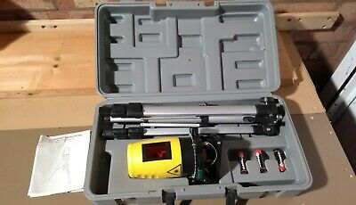 Inventek Self Adjusting Laser Level with Tripod and Case