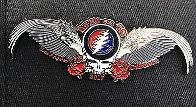 Grateful Dead And Company Show Pin- Hollywood Bowl 2017