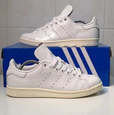 ADIDAS ORIGINALS STAN Smith all White Limited off 2016 EUR38 23 UK5,5 ADV ZX **