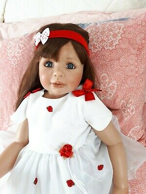 """Masterpiece  Doll ❤ stunning young girl 34"""""""