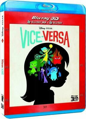 blu ray 3d + blu ray bonus Vice versa attention vendu sans le blu ray 2d