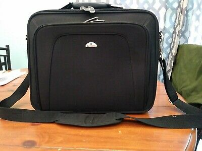 """Samsonite Classic Business Laptop Bag, Computer Carrying Case for 15""""inch comp"""