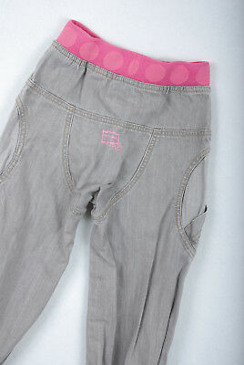 P261/18 Phister & Philina Cotton Grey Harem Trousers, age 4, 104 cm