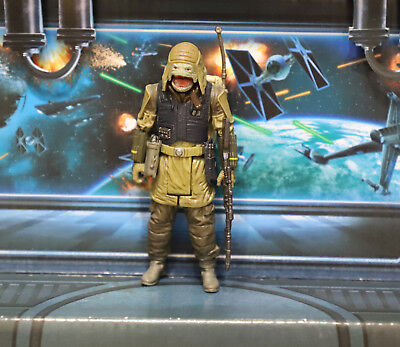 Star Wars Figure 2016 Rogue One Collection Rebel Commando Pao