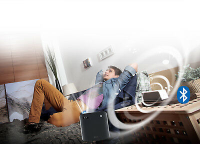 New  LG Mminibeam LED Projector PH150B with built in battery