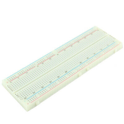 TOP MB-102 Solderless Breadboard Protoboard 830 Points DIY Test Circuit NIce.1Pc