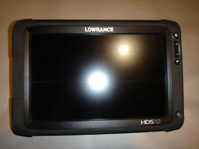 Lowrance HDS 12 Touch Insight GEN 2 GPS/Fishfinder