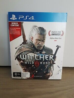 The Witcher 3: Wild Hunt (Playstation 4, 2015)