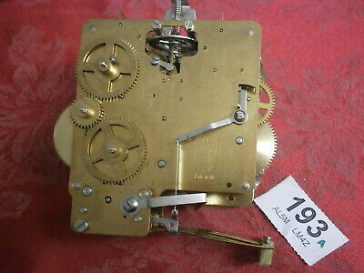 HERMLE 340-020 FHS Clock MOVEMENT Floating Balance Westminster Chime mantle part