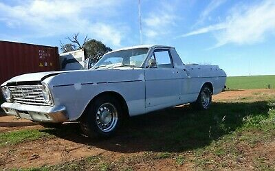 Ford Xt 1968 351 V8 2V Auto Ute Unfinished Project Resto  Suit Xr Xw Xy Xa Xb Xc