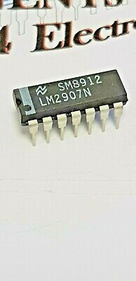 LM2907N-14                       14 PIN DIP      Frequency to Voltage Converter