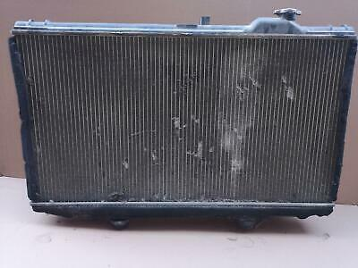 Toyota Aristo 3.0 Turbo Water Radiator With Fans 1997-2004 #2
