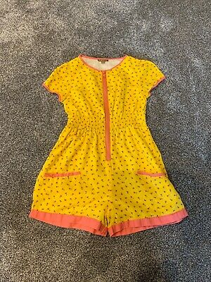 I Love Gorgeous Playsuit Age 6-7yrs
