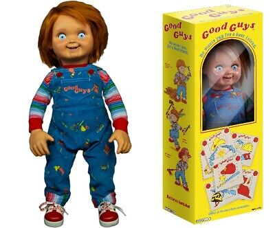 Halloween Child's Play 2 Good Guys Chucky Doll Trick or Treat Studios IN STOCK