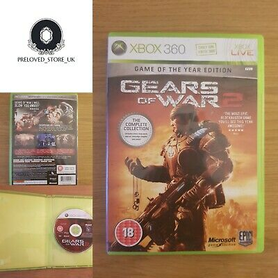 Gears of War 2 -- Game of the Year Edition (Microsoft Xbox 360, 2009)