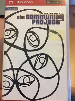 The Community Project PSP Playstation Portable UMD