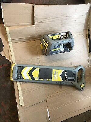 e Cat 4+ And Genny Radiodetection Cable Locators Gwo