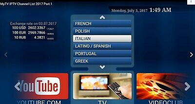1 Year The Best Iptv Service On Mag Stb Firestick Iptv Smarters Latino Usa