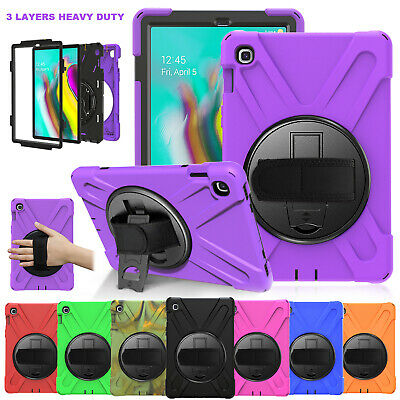 For Samsung Galaxy Tab S5e 10.5 SM-T720 2019 Rugged Shockproof Stand Tablet Case