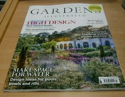 Gardens Illustrated magazine JUL 2019 Beautiful Pots, Make Space for Water &